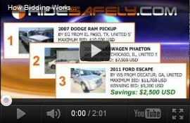 How Bidding Works | Used car auctions & salvage car auctions